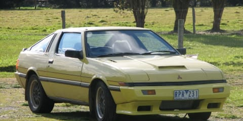 1983 Mitsubishi Starion review