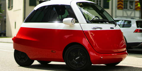 Microlino EV: Isetta-inspired bubble car to enter production