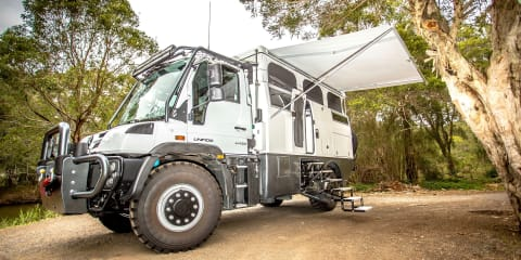 The Australian-made ultimate off-road motorhome