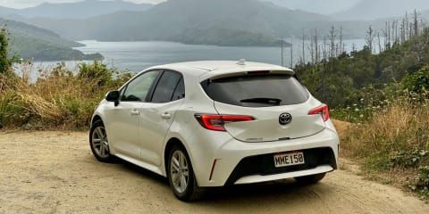 The last road trip: Driving a Toyota Corolla through New Zealand