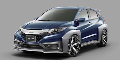 Honda Vezel : Mugen tunes sub-compact SUV