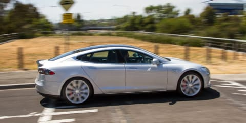 Tesla Motors electric cars clock up one billion miles
