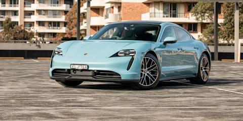 2021 Porsche Taycan 4S review