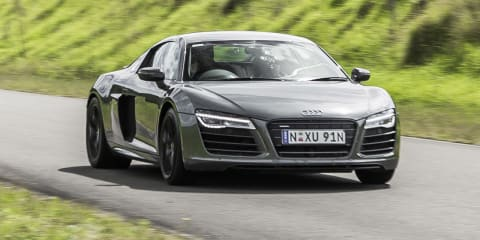 2015 Audi R8 V10 Plus Review : Track Test