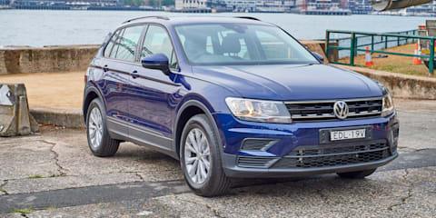 2020 Volkswagen Tiguan 110TSI Trendline review