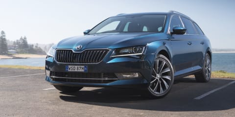 2016 Skoda Superb pricing and specifications