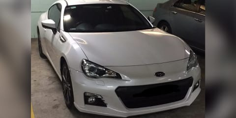 2013 Subaru BRZ S review