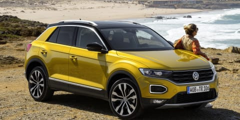Volkswagen T-Roc review: 140TSI quick drive