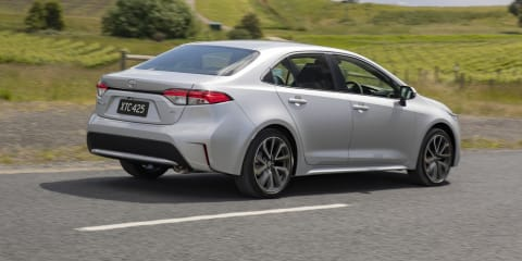 Automotive Industry Insights podcast: Corolla v Mazda3 sedans