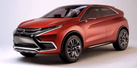 2021 Mitsubishi Eclipse Cross PHEV teased, coming to Australia