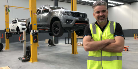 How Australia's love of V8s and utes has revived local automotive skills