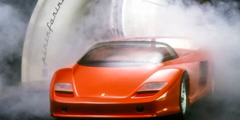 Design Review: Ferrari Mythos (1989)