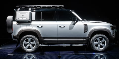 2020 Land Rover Defender: Five-star safety rating expected