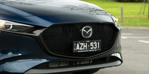 2019 Mazda 3 G20 Pure hatch manual