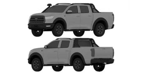 Great Wall: Next-gen ute outed, 500km electric model confirmed