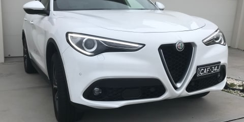 2018 Alfa Romeo Stelvio First Edition review