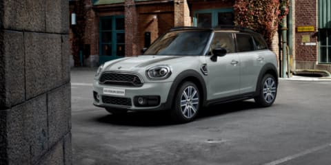 2020 Mini Countryman S Sterling Edition pricing and specs
