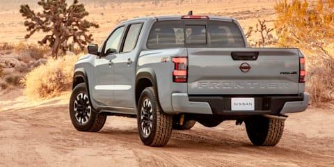 2022 Nissan Frontier unveiled: Navara's American sibling updated