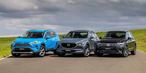 2021 Drive Car of the Year – Best Medium SUV