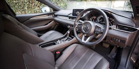 2020 Peugeot 508 GT v Mazda 6 Atenza comparison