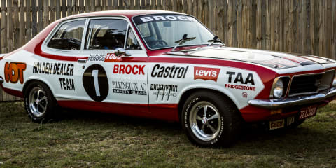 1972 Holden Torana GTR XU-1 review