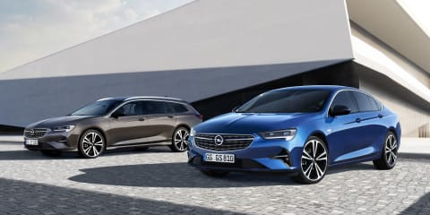 Next Opel Insignia to become a crossover – report
