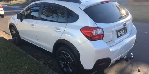 2014 Subaru XV 2.0i-L review