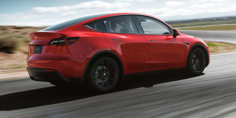 Tesla Model Y deliveries begin in the US, dimensions revealed