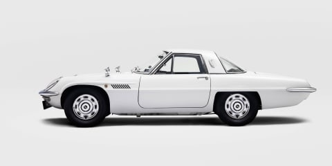 Mazda: 60 Years of Coupes
