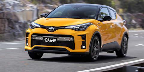 2021丰田C-HR GR运动价格和规格:运动替代Koba饰件