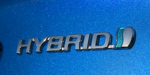 Toyota hybrids hit record sales in July