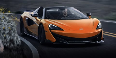 2019 McLaren 600LT Spider review: Who needs a 720S?
