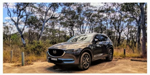2017 Mazda CX-5 Akera (4x4) review