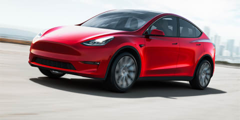 Tesla Model Y owners claim patch-up materials from a hardware store have been used on their cars