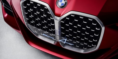 BMW defends new design language