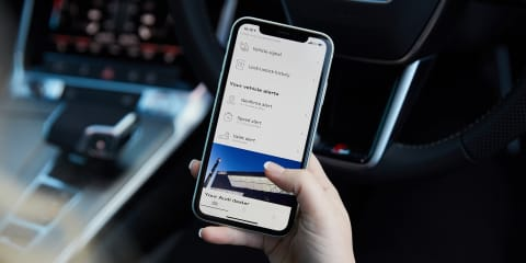 Audi connect plus launches in Australia