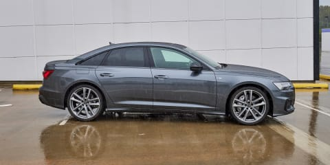 2020 Audi A6 55 TFSI Quattro S Line review