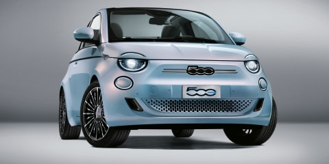 2021 Fiat 500 Cabrio revealed: Electric only