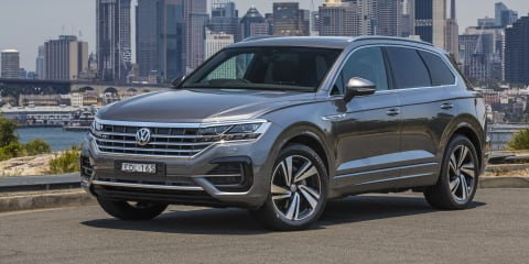 2020 Volkswagen Touareg recalled for leak that could damage transmission