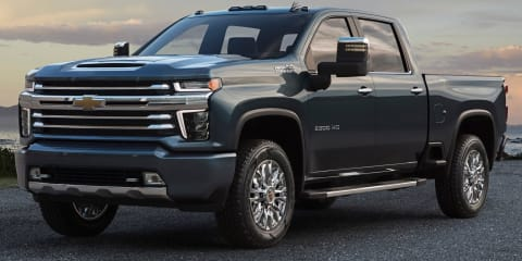 2021 GMSV Chevrolet new cars