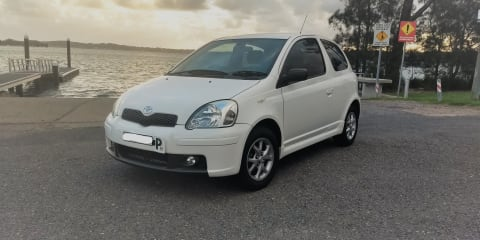 2004 Toyota Echo Sportivo review