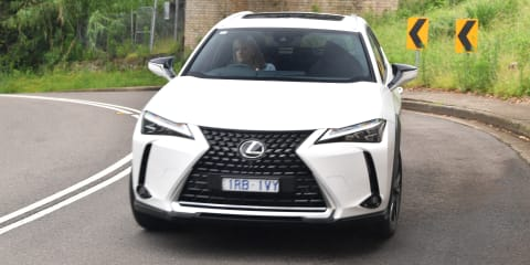 2021 Lexus UX200 Sports Luxury review