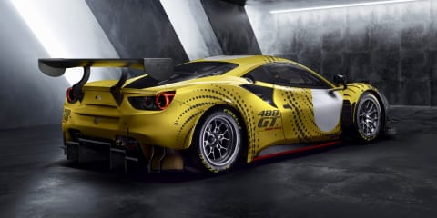 Video: Limited-edition Ferrari 488 GT Modificata unveiled for the track
