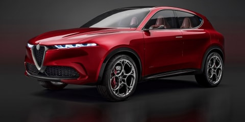 2022 Alfa Romeo Tonale to be revealed in September – report