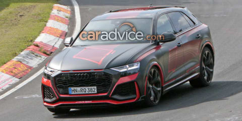 2020 Audi RS Q8 sets Nurburgring SUV lap record - Video
