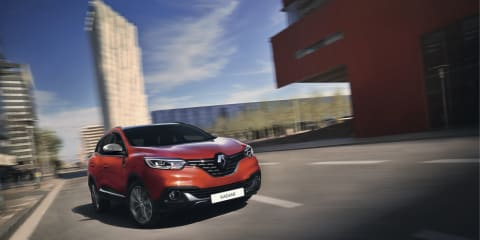 2020 Renault Kadjar pricing and specs