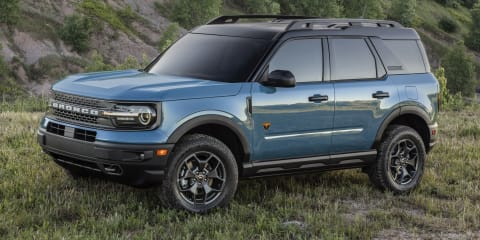 2021 Ford Bronco Sport: meet the tough-looking Toyota RAV4 rival