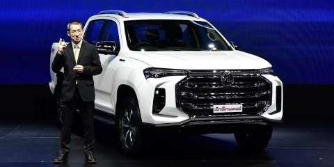 2021 MG Extender dual-cab and extra-cab utes unveiled in right-hand-drive