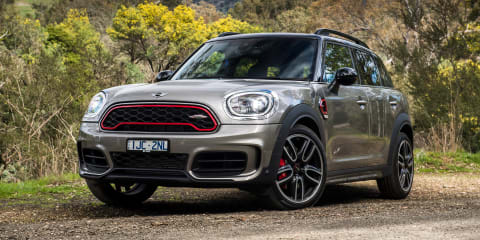 2018 Mini Countryman John Cooper Works All4 review