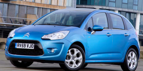 2011 Citroen C3 launched in Australia